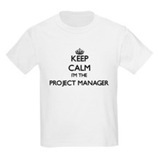 Keep calm I'm the Project Manager T-Shirt