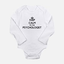 Keep calm I'm the Psychologist Body Suit