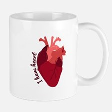I Have Heart Mugs