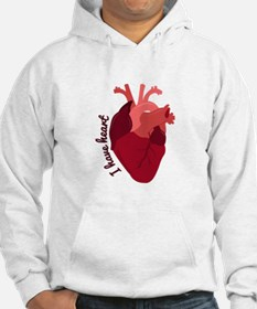 I Have Heart Hoodie