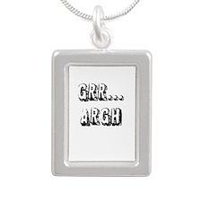 GRR...ARGH Necklaces