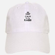 Keep calm I'm the Rabbi Baseball Baseball Cap