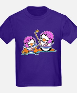 Ice Hockey Penguins T