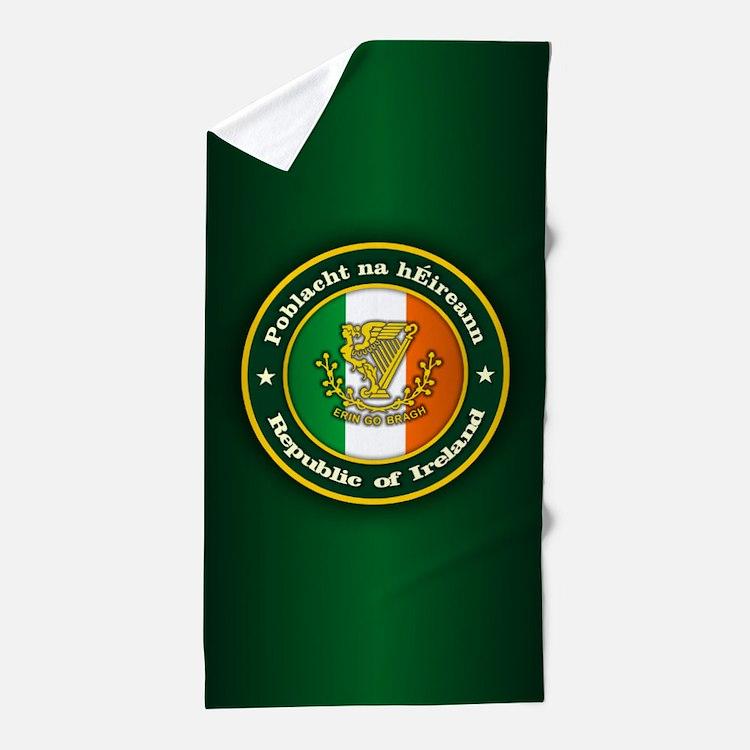 Irish Medallion 2 Beach Towel