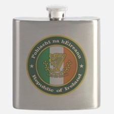 Irish Medallion 2 Flask