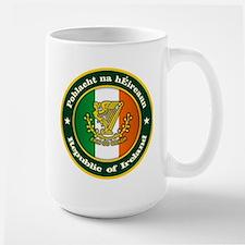 Irish Medallion 2 Mugs