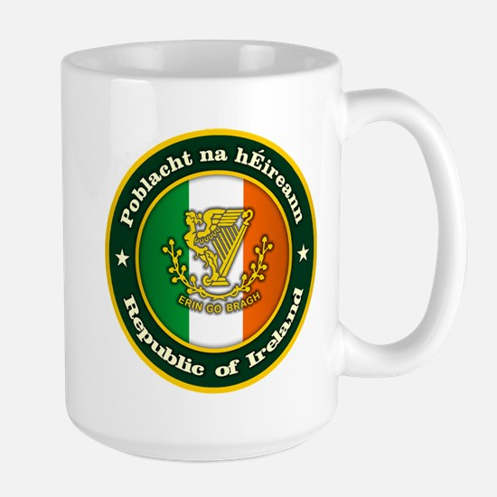Irish Medallion 2 Mugs