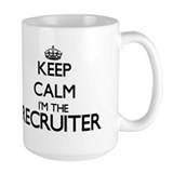 Recruit Large Mugs (15 oz)