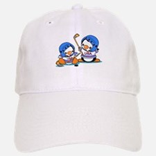 Ice Hockey Penguins (B) Baseball Baseball Cap