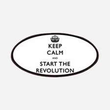 Keep Calm And Start The Revolution Patches