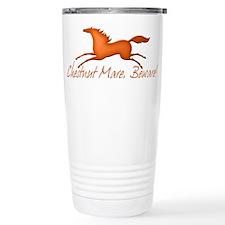 Unique Horse girl Travel Mug