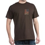 Freedom isn't free Distressed Dark T-Shirt