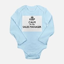 Keep calm I'm the Sales Manager Body Suit
