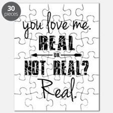 Real or Not Real Puzzle
