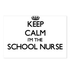 Keep calm I'm the School Postcards (Package of 8)