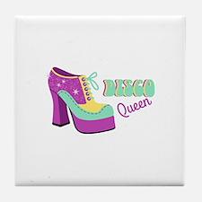 Disco Queen Tile Coaster