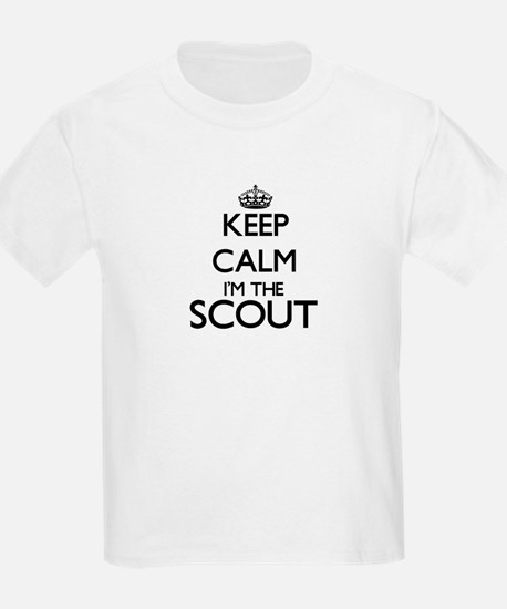 Keep calm I'm the Scout T-Shirt