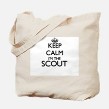 Keep calm I'm the Scout Tote Bag