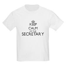 Keep calm I'm the Secretary T-Shirt