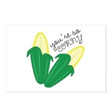 You're So Corny Postcards (Package of 8)