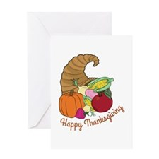 Happy Thanksgiving Greeting Cards