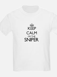 Keep calm I'm the Snipe T-Shirt