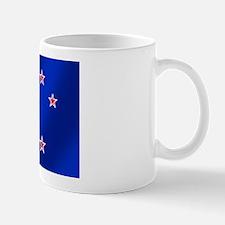 New Zealand Kiwi Flag Mug