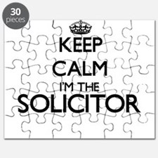 Keep calm I'm the Solicitor Puzzle