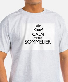 Keep calm I'm the Sommelier T-Shirt
