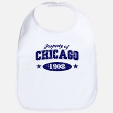 Chicago 1908 Bib