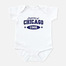 Chicago 1908 Infant Bodysuit