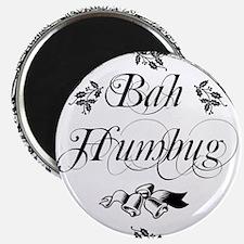 Vintage Bah Humbug Magnets