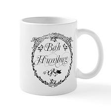 Vintage Bah Humbug Mugs