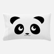 panda smile copy.png Pillow Case