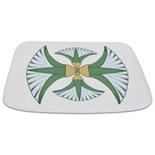 Egyptian Lotus Bathmat