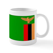 Zambia Flag Mugs