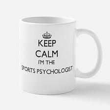 Keep calm I'm the Sports Psychologist Mugs