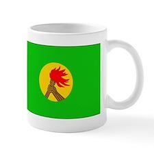 Zaire Flag Mugs