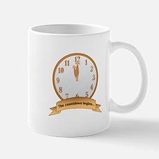 The Countdown Mugs