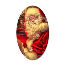 Santa Claus 4 Wall Decal