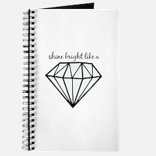 Shine Bright Like a Journal