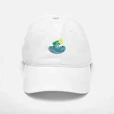 Swimmer Baseball Baseball Cap