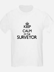 Keep calm I'm the Surveyor T-Shirt