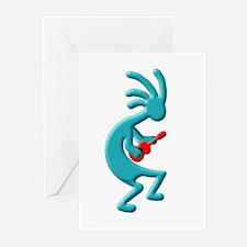 Ukulele Greeting Cards (Pk of 20)