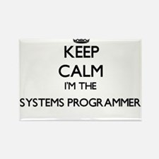 Keep calm I'm the Systems Programmer Magnets