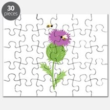 Thistle Bees Puzzle
