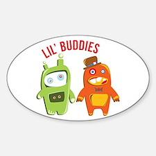 Lil Buddies Decal