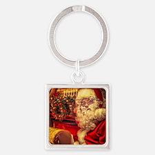 Santa Claus 4 Keychains