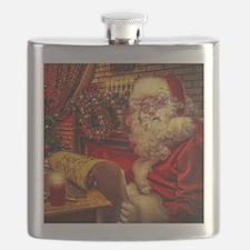 Santa Claus 4 Flask