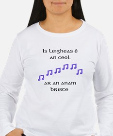 Cool Irish celtic sayings T-Shirt